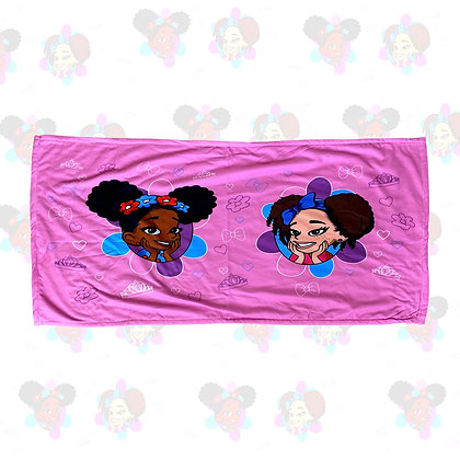Princess Body Towel