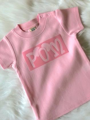 POM Logo Infant Tee