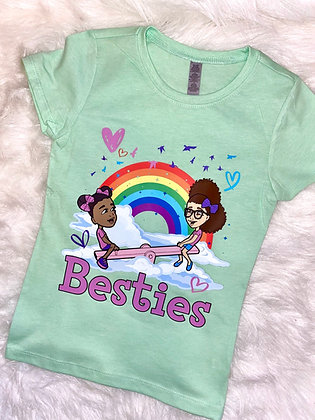 Pretty Besties Limited Edition Summer Tee