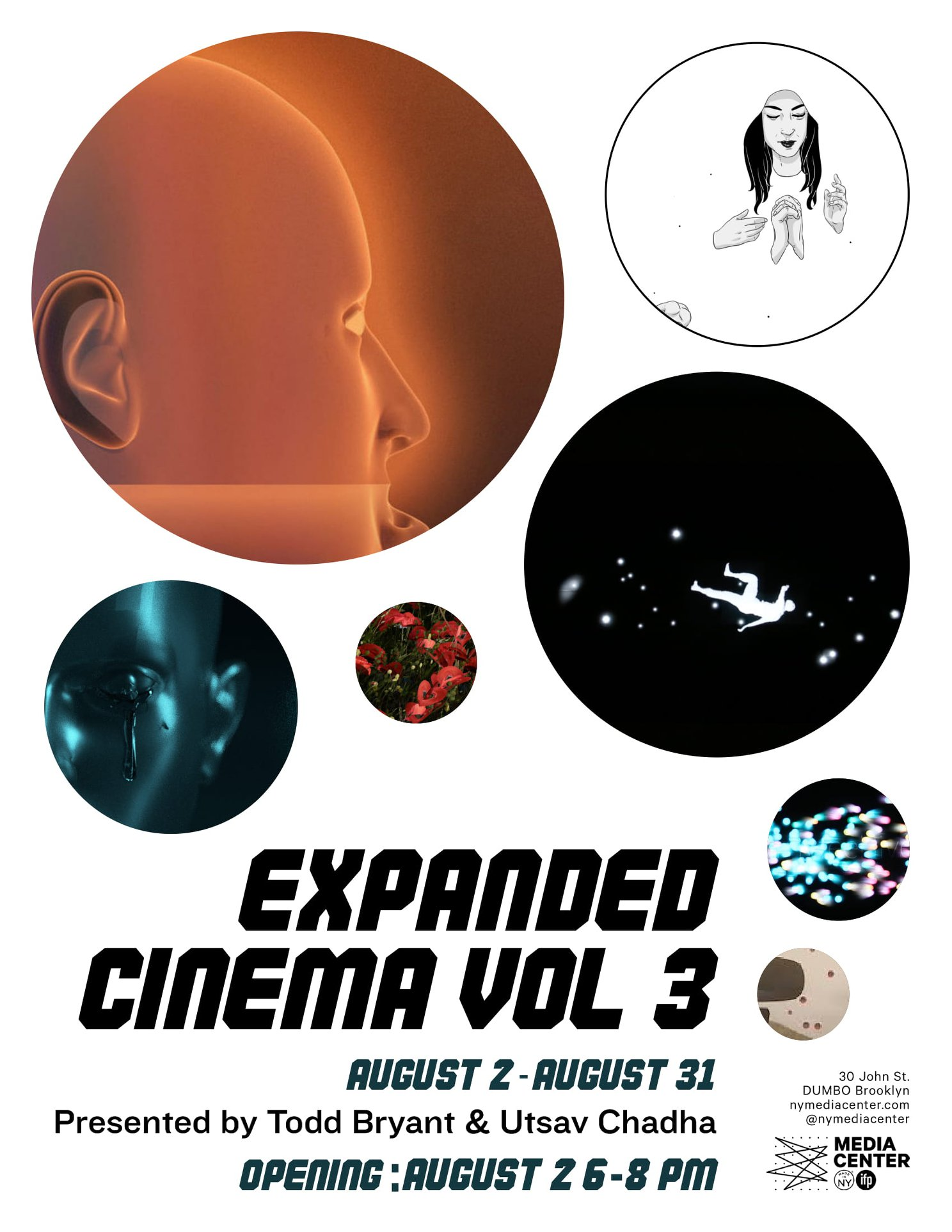 Expanded Cinema, Vol. 3 Poster