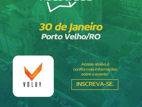 Voluy na Abrint Porto Velho - RO