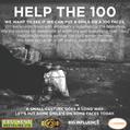#HelpThe100