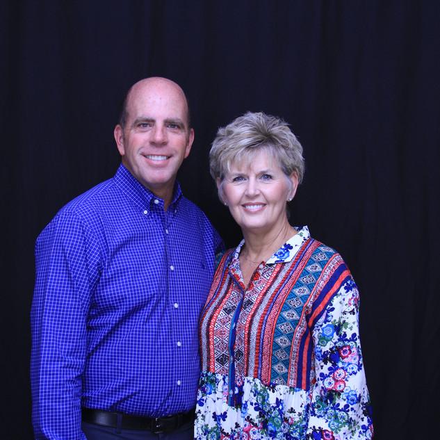 James & Debbie Vaughan