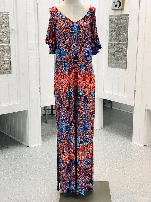 MSK Maxi Dress