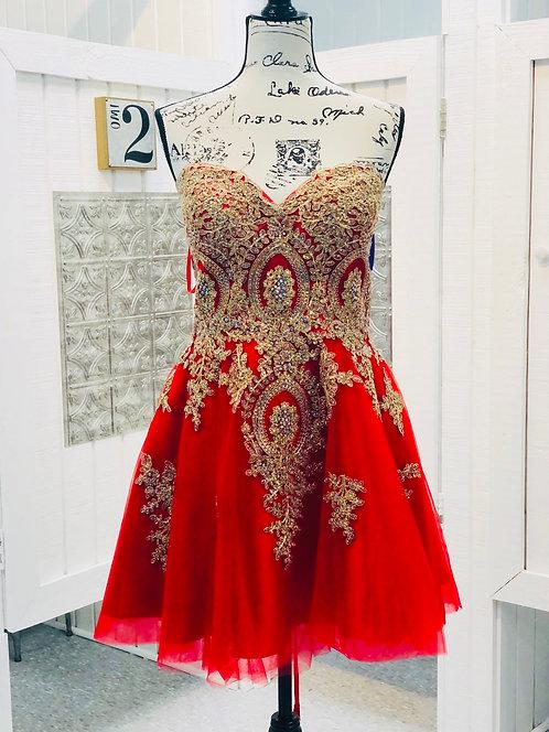 Drama Queen Dress
