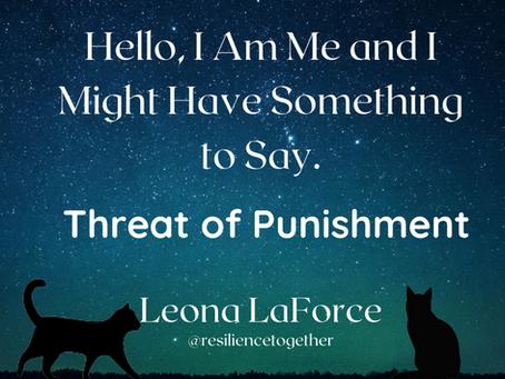 Threat of Punishment
