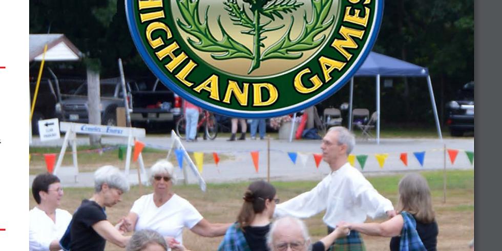 Maine Highland Games