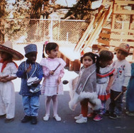 Heritage Parade at Hillview School