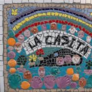 Original La Casita Mural in Pinole