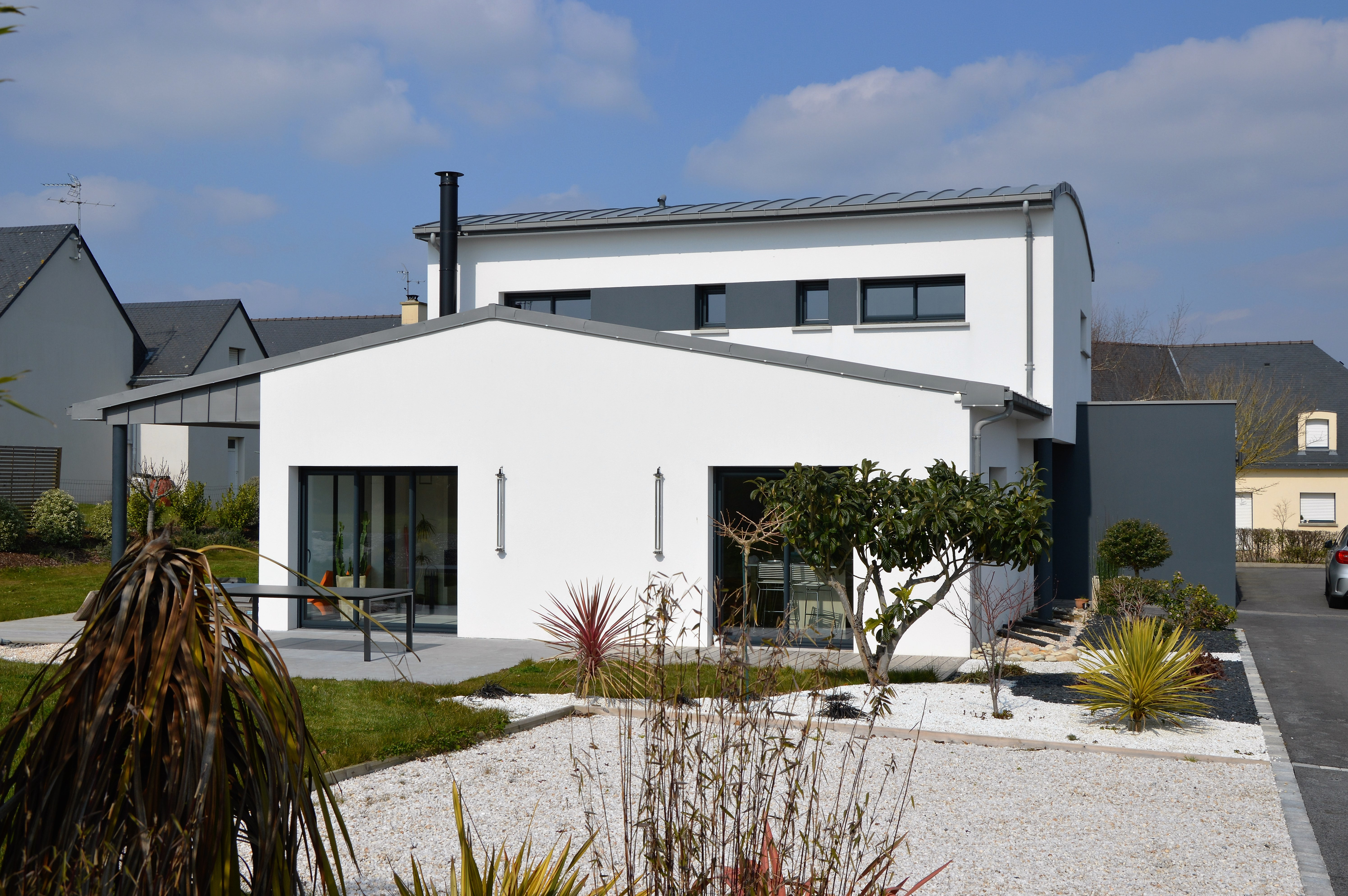 Ma tre d 39 oeuvre constructeur de maison r novation for Constructeur maison 56
