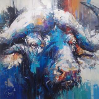 Wildlife Buffalo