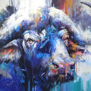 buffalo 23 - Blue Blood