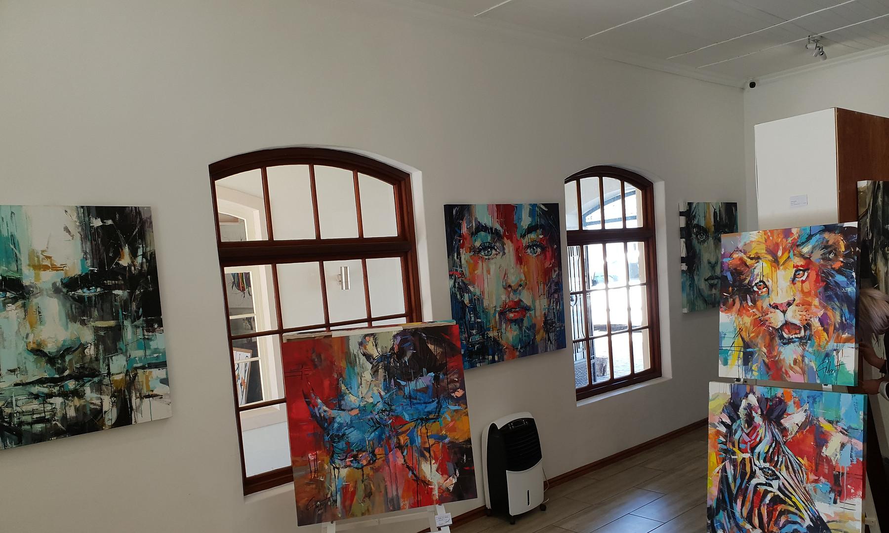 Franschhoek Gallery 7