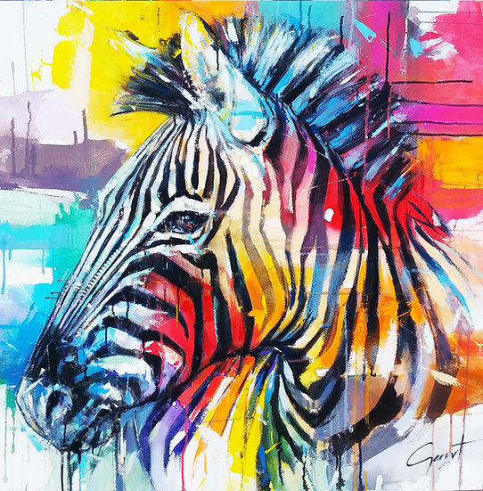 Zebra [SOLD OUT]