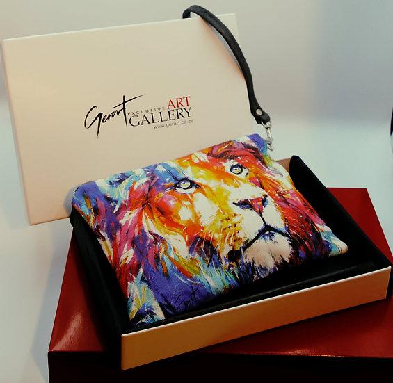 Lion Clutch Bag