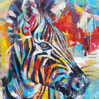Zebra 7 - Playfull