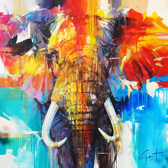 Elephant 2 [SOLD OUT]