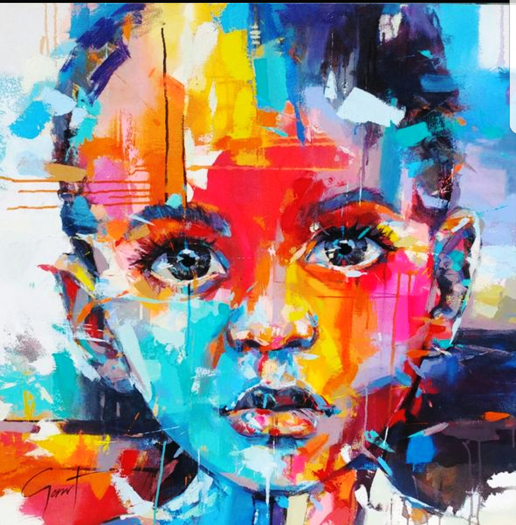 Child of Africa - Sold!