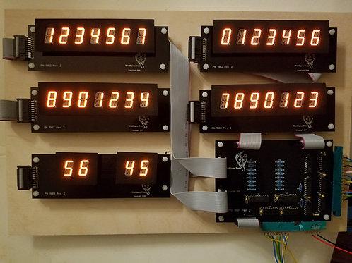 Williams System 6A-9 Display kit