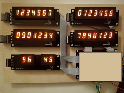 "Williams System 9 ""Comet"" Display kit"