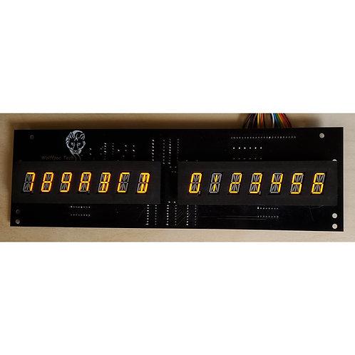 Bally 6803 Dual Display