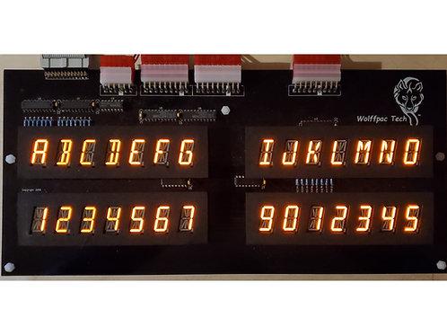 Williams System 11B / D-11610 Display Kit