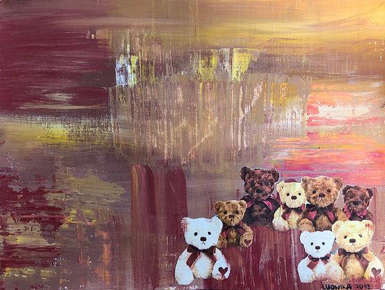 Judgemental bears