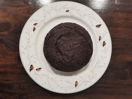 Saftig sjokoladekake med svarte bønner