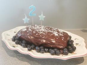 Grovere sjokoladekake uten sukker