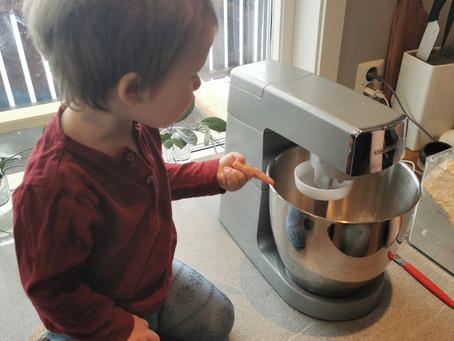 Lær barna matglede!