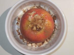 Bakt eple