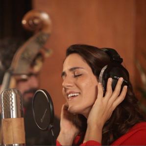 live session at Antart Studios, Athens greece