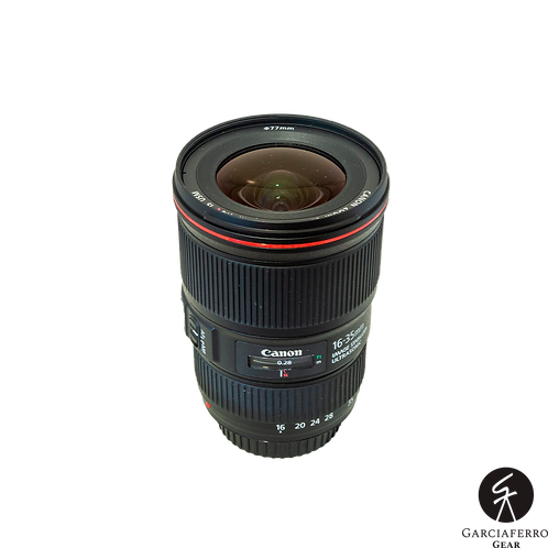 Canon 16-35mm F4 IS L