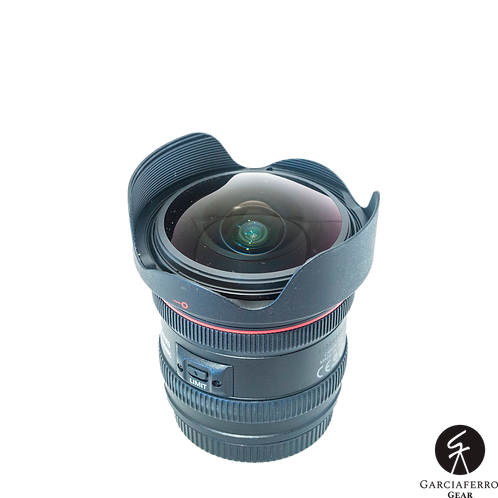 Canon 8-15mm Fisheye