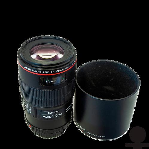 Canon 100mm F2.8 Macro L