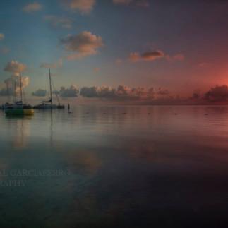 Riviera Maya - Amanecer En Playa Las Perlas