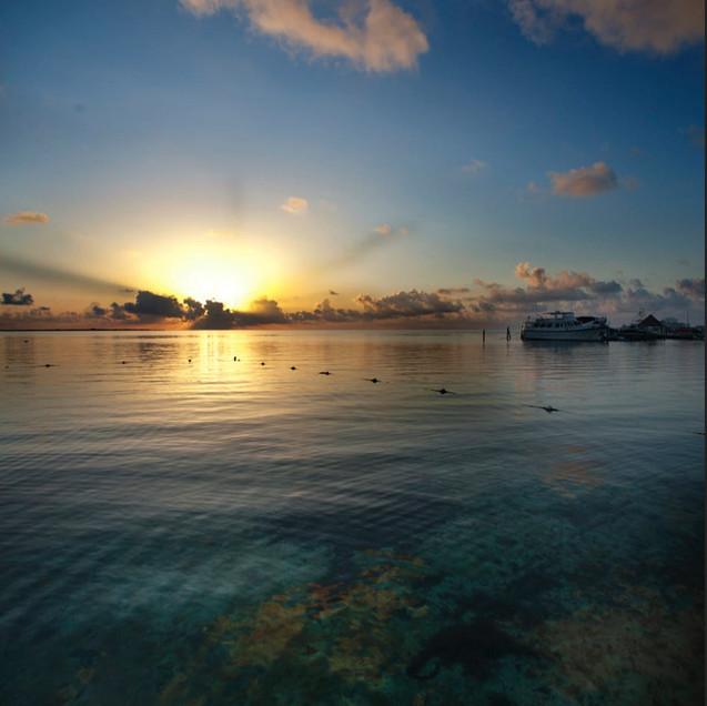 Riviera Maya - Atardecer En Cozumel