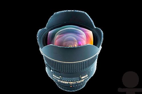 Nikon 14mm F2.8