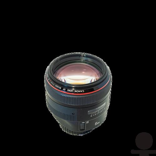 Canon 85mm F1.2 II L