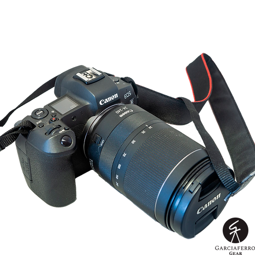 Canon R, 24-240mm, Adaptador
