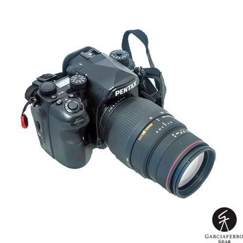 Pentax K1 II y 70-300mm Sigma