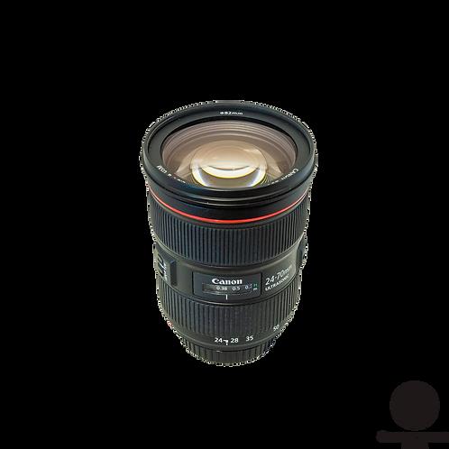 Canon 24-70mm F2.8 II L