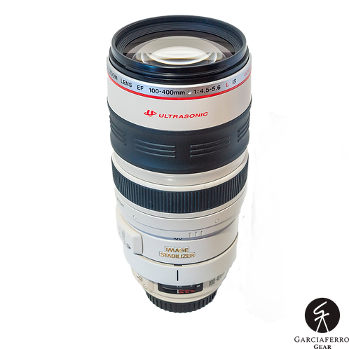 Canon 100-400mm L