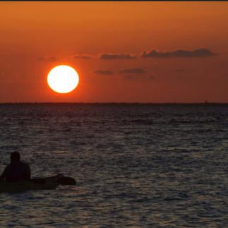 Riviera Maya - Puesta De Sol En Isla Mujeres