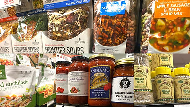 Peters Gourmet Market Spices Sauces and