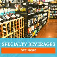 Peters Gourmet Market Specialty Beverage