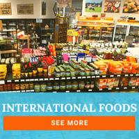 Peters Gourmet Market International Food