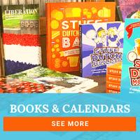 Peters Gourmet Market Books and Calendar