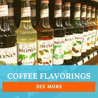 Peters Gourmet Market Coffee Flavorings.