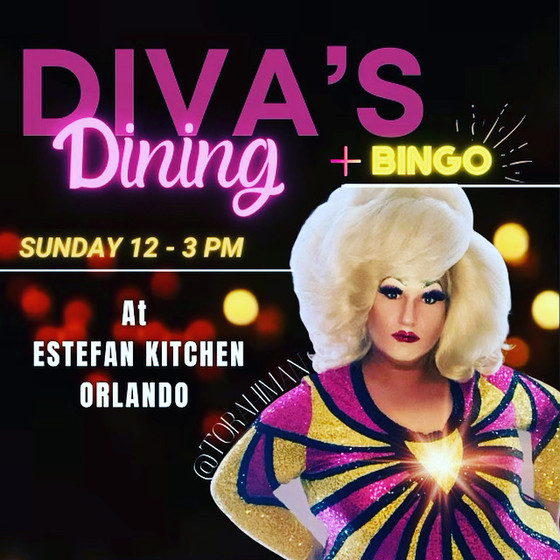 Sunday's are a Drag with the Estefans!